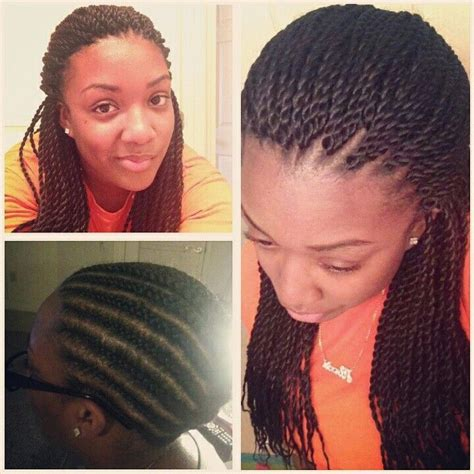 human hair used to do senegalese twist 100 crocheted senegalese twists i did not pre twist the
