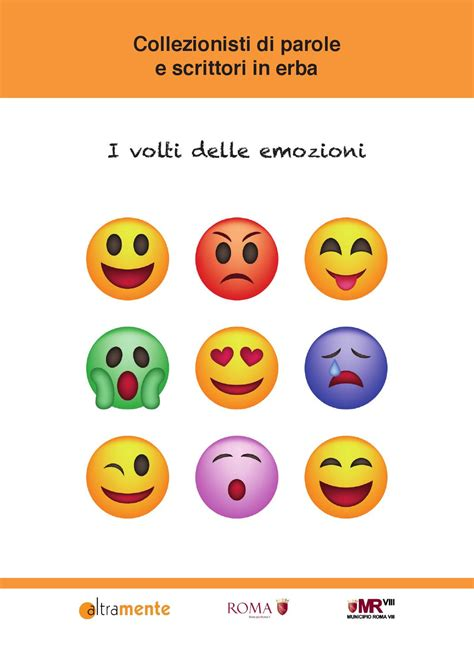 www delle emozioni it i volti delle emozioni by nicolettae issuu