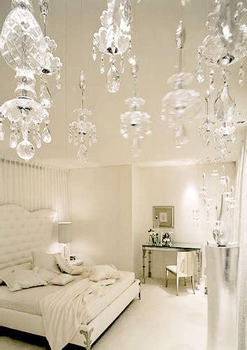 glamorous white bedrooms  glam pad