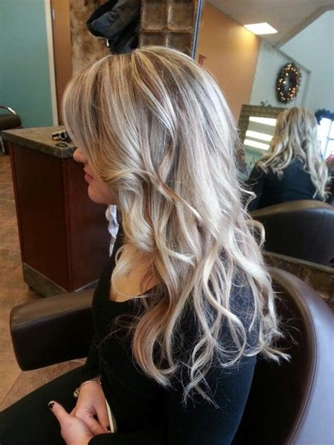 blonde hair with mocha lowlights blond highlights with mocha lowlights blonde highlights