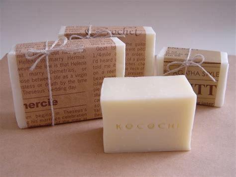 Japanese Handmade Soap - kocochi soap from japan beautiful soaps
