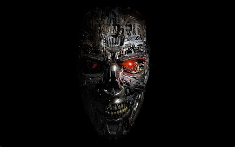 terminator background terminator genisys robot hd 4k wallpapers images