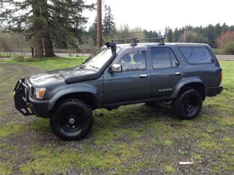 toyota hilux surf kzn185 shocks springs toyota 4x4 parts sell used toyota hilux surf ssr limited in scio oregon