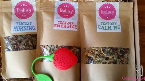 Oolong Tea Detox by Teatoxy Detox Tea Oolong Owl Bloglovin