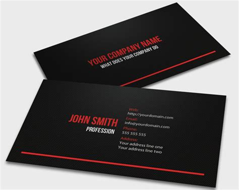 Modern Business Card Templates Word business card templates home home of the professional
