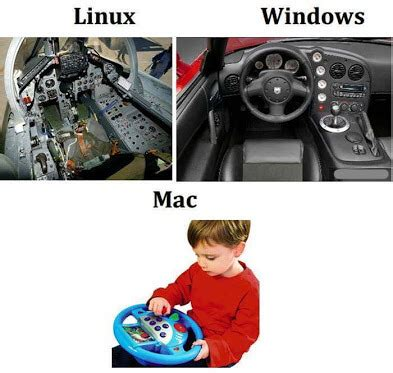 linux vs mac vs windows i m programmer