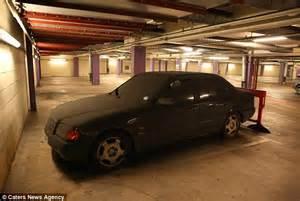 car parking at birmingham new station mystery mercedes left in birmingham car park for three
