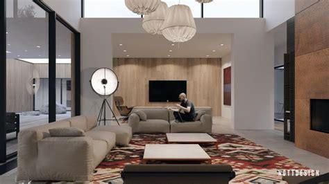 Style Interieur Maison Moderne by Maison Toit Plat Moderne Qui D 233 Fie La Gravit 233 Par Nott