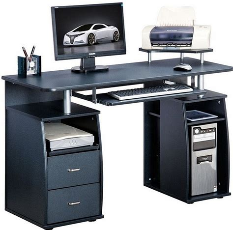 computer desk with sliding keyboard tray glass computer desk with keyboard tray simple glass
