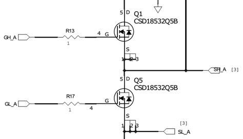 how to choose gate resistor drv830x power rating of gate resistor motor drivers forum motor drivers ti e2e community
