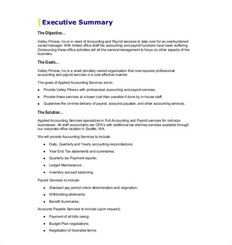 sle business proposal letter for accounting services
