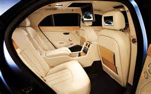 Bentley Coupe Interior Bentley Mulsanne Executive Interior 2013 Widescreen