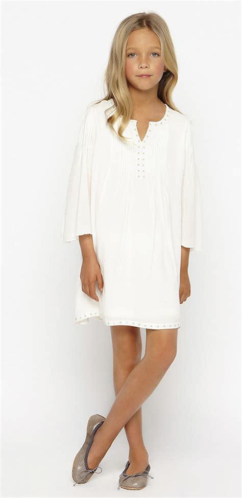 Dress Ninos by N 237 Moda Para Ni 241 As Y Ni 241 Os Primavera Verano