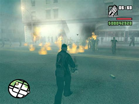 Gta Zombie Mod Game Free Download | gta san andreas zombie alarm mod download