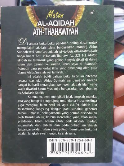 antara cinta dan dosa sultan trenggono buku saku matan al aqidah ath thahawiyah toko muslim title