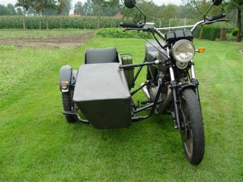 Motorrad Mit Beiwagen Leihen by Xs400 Net