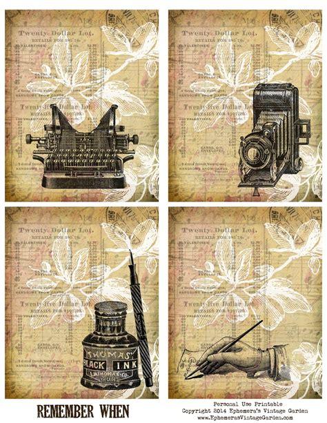 printable vintage images pinterest ephemera s vintage garden free printables papel deco