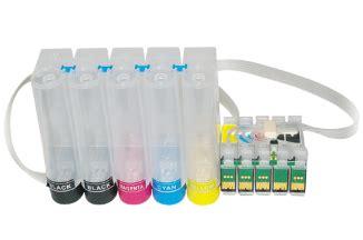 Tinta Epson Anti Air infus printer epson tinta pigment durabright