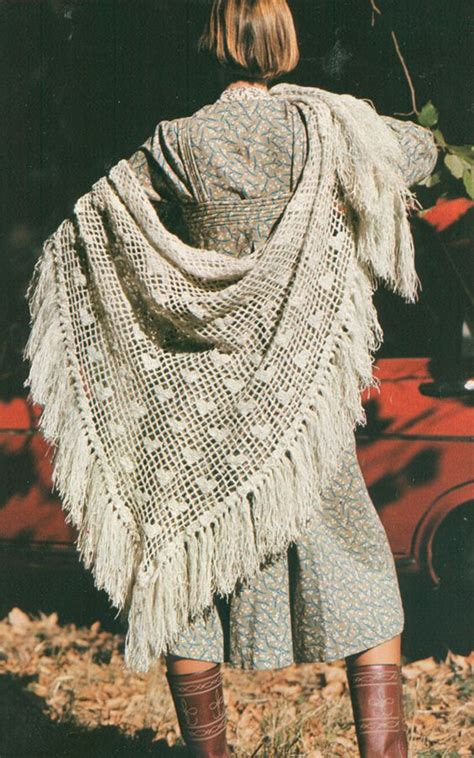 Easy Shawl D Haja | shawl d haja easy shawl d haja patterns crochet and heart