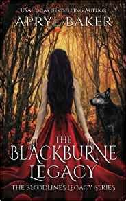 embrace the legacy volume 1 books the blackburne legacy the boodlines legacy series