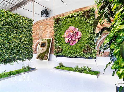 giardini verticali showroom giardini verticali dellavalle giardini