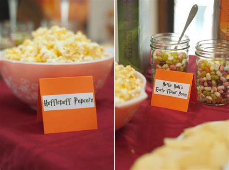 Baby Shower Themed Food by A Harry Potter Themed Baby Shower Personal Stacey