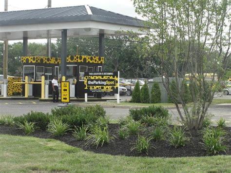 phl airport parking the parking spot phl philadelphia reservations reviews