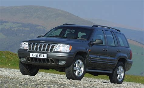 2004 Jeep Grand Recalls Recall Jeep Grand Tem Falha No Airbag Auto