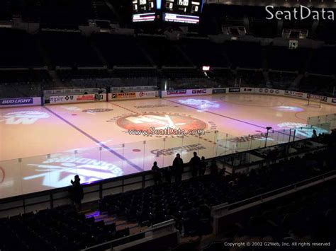 veteran section 8 nassau coliseum section 205 hockey seating rateyourseats com