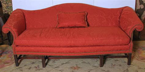 chippendale sofa for sale english chippendale style camel back sofa for sale at 1stdibs