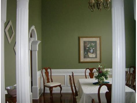 Dining Rooms With Chair Rails by Dining Rooms With Chair Rails Simple Home Decoration