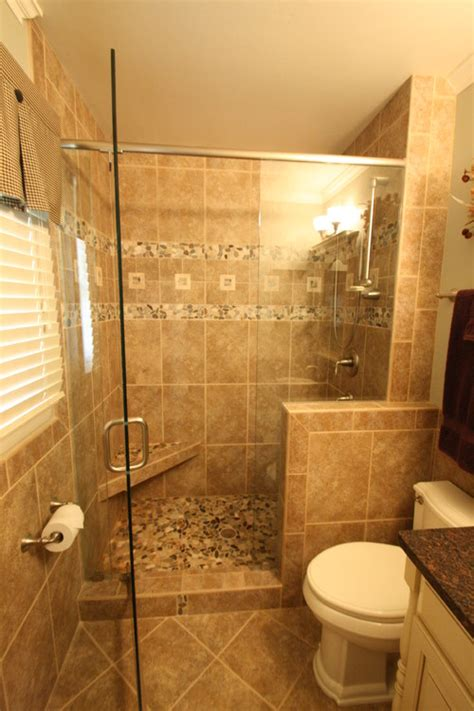 Stand Up Shower Ideas Is This Bathroom 5x8 Thanks
