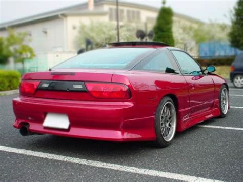 nissan 180sx modified nissan 180sx type 2 turbo krps13 for sale japan car on