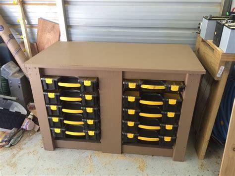 Stanley Tote Storage Cabinet By Skullywoodmetal