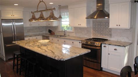 Kitchen Backsplash For White Cabinets by Lincoln Ri