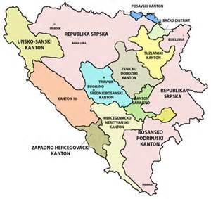Zapadni balkan bosna i hercegovina i republika srpska