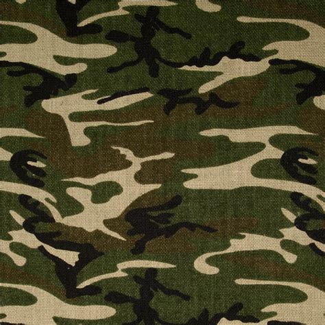 Camo Upholstery Fabric by 60 Inch Camo Jute Burlap Fabric 51882