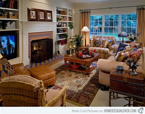 Cozy Style Living Room Ideas 15 Warm And Cozy Country Inspired Living Room Design Ideas Living Room And Decorating