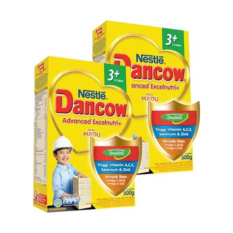Nestle Dancow 3 jual buy 2 nestle dancow madu 3 formula 800 g