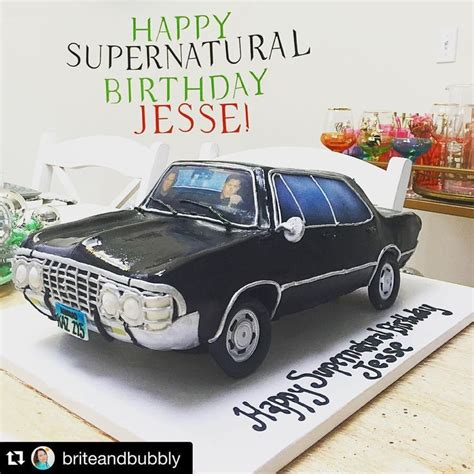 chevy impala cake 25 best ideas about supernatural birthday cake on