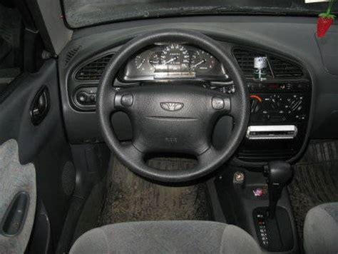 transmission control 2000 daewoo lanos user handbook 2000 daewoo lanos photos 1 5 gasoline ff automatic for sale
