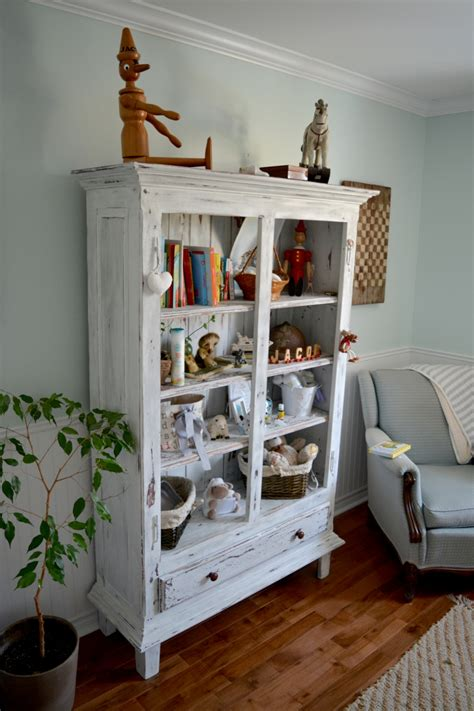 etagere shabby chic armoire 233 tag 232 re biblioth 232 que shabby chic
