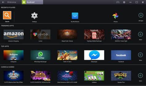 bluestacks emulator bluestacks download android emulator for windows 7