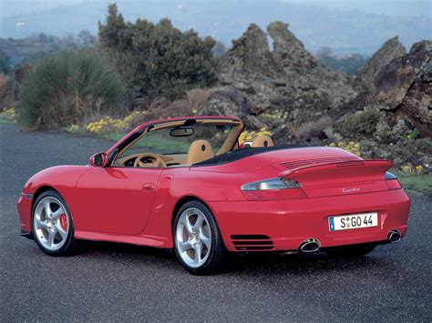 porsche turbo 996 porsche 911 turbo cabriolet 996 specs 2004 2005 2006