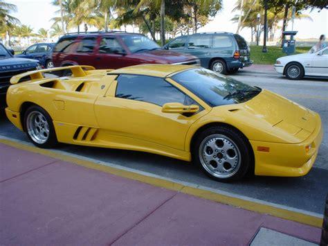 Lamborghini Diablo Vttt Lamborghini Diablo For Sale Autos Weblog