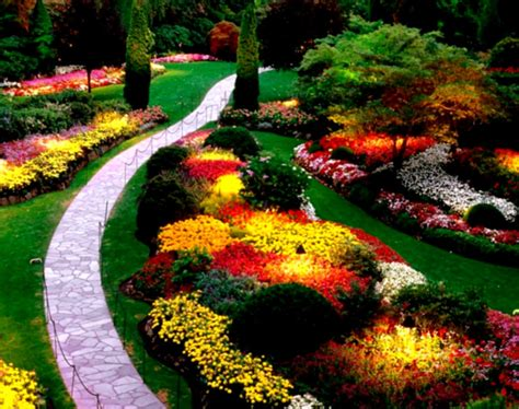 Great Garden Ideas Great Landscaping Designs With Rocks And Gravelsand Green Shrubs Homelk