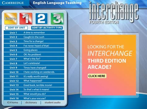 libro voil 3rd edition a 14 best cambridge university press interchange 4th edition arcade images on