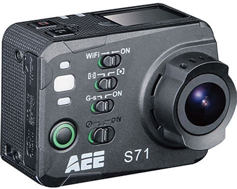 Aee S71 Black by Aee S71 Zwart Specificaties Tweakers