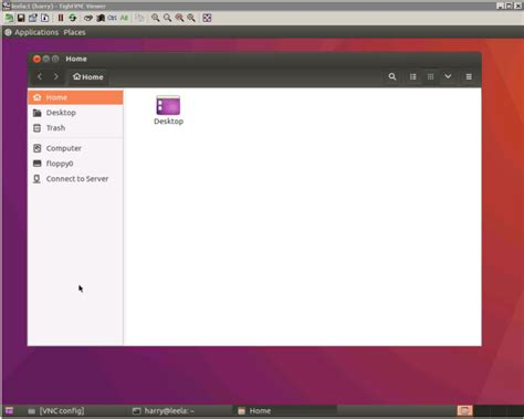 ubuntu configure tightvnc server enable remote desktop on ubuntu 16 04