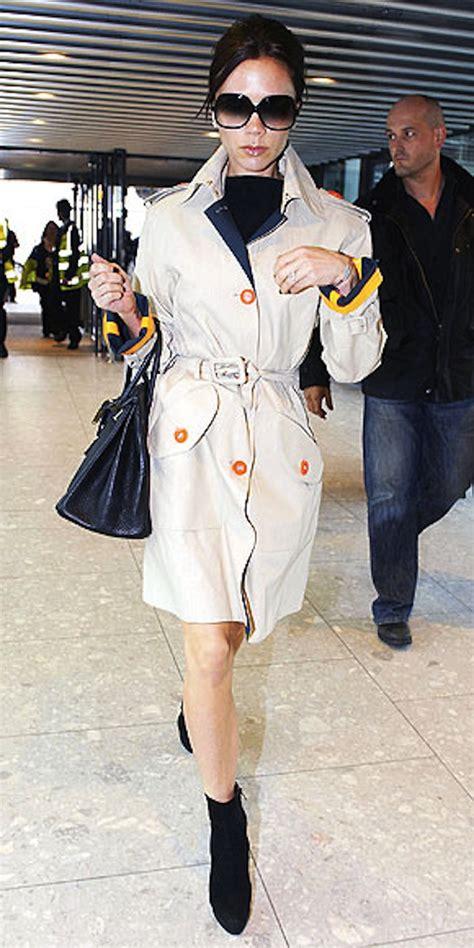 Victorya Beckham Arline 06bv572 1 8 ways to sport a airport styles airport fashion